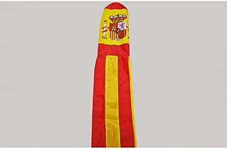 AZ FLAG Bandera Manga DE Viento de España 150cm - Cono española 150 cm: Amazon.es: Hogar