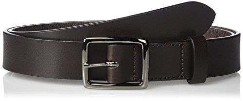 Frye Men's Jet Belt, Dark Brown, 40