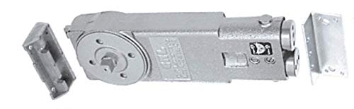 CRL Heavy Duty 105 Degree Hold Open Overhead Concealed Closer Body Only by CR Laurence