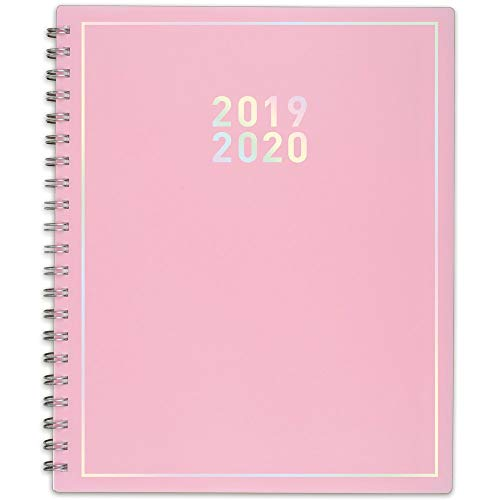 Matt Crump 2019-2020 Academic Year Weekly & Monthly Planner, Large, 8-1/2