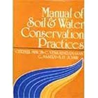 Manual of Soil and Water Conservation Practices