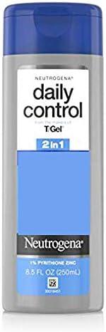 Neutrogena T/Gel Daily Shampoo y Acondicionador - 8.5 oz