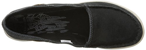 Merrell Womens Duskair Moc Casual Slip-on Nero