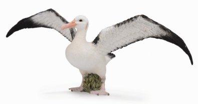 California Condor Bird - Collecta Wandering Albatross Animal Toy