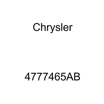 Genuine Chrysler 4777465 Engine Timing Belt Cover