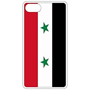 Syria Flag White Apple Iphone 6 (4.7 Inch) Cell Phone Case - Cover