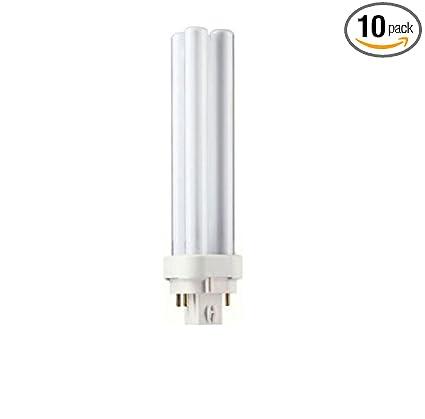 Philips Alto PL-C Energy Saver Compact Fluorescent Light Bulb: 1800 ...