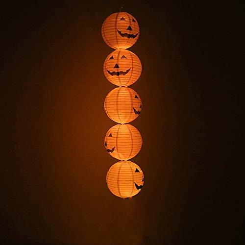 Hanging Pumpkin Light Home Decor, Elevin(TM) New Halloween