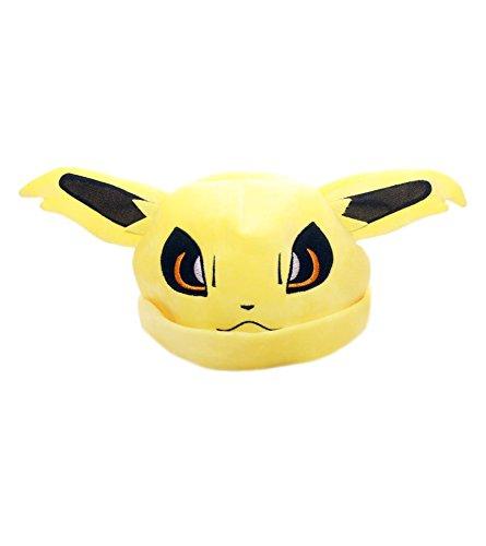 Pokemon: Eevee Evolution Costume Hat - Jolteon Electric