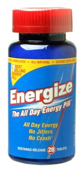 Energize All Day Energy Pill |