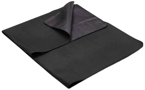 Blanket Tote - COLLEGIATE University of Delaware Blue Hens/Black