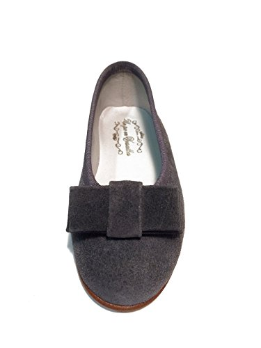 Mädchen Ballerinas Flats Leder extra soft-Made in Spain
