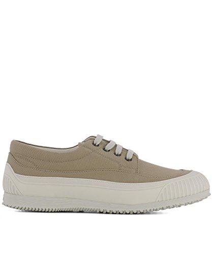 Hogan Sneakers Uomo HXM2580AF90P10C603 Tessuto Beige