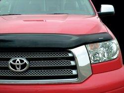 Stampede 2317-2 Vigilante Premium Hood Protector for Toyota (Smoke)