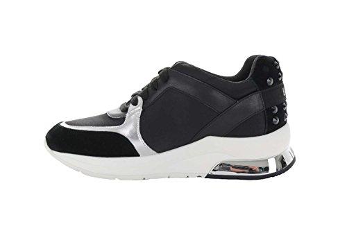 Liu Deportes de Exterior Negro Jeans Jo Mujer Para Para Zapatillas HTwPS6nHq
