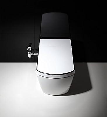 SYSINN SL620-3 Auto-open,Auto-close,Washer Heating,Cushion Heating,Radar Detect Smart 1-Piece Toilet Set