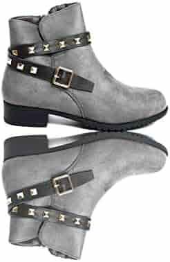 e25fac72946ad Shopping 5 - Grey - Boots - Shoes - Women - Clothing, Shoes ...