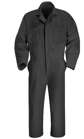 Coverall, Chest 36In, Gray by AVF (Image #1)