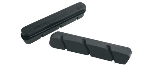 RavX Road Replacement Pads (CAMP) Black Brake Shoe Pad