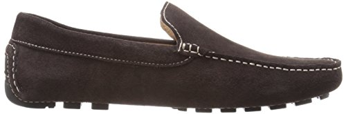 Brown Loafer ZANZARA Slip ZANZARA Mens Picasso On Mens w0Y8q