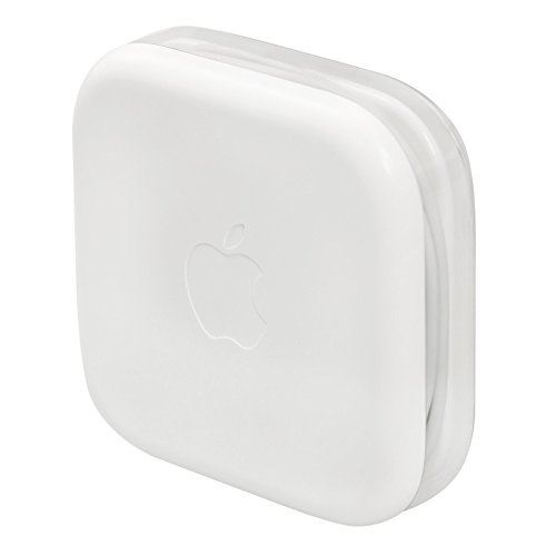 Apple MD827LL/A EarPods with Remote and Mic – Standard Packaging – White