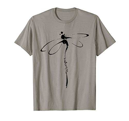 Dragonfly Warrior Suicide Prevention Awareness T-shirt