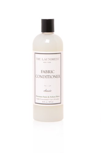 - The Laundress - Fabric Conditioner, Classic, Allergen-Free, Non-Toxic Formula, 16 fl oz, 16 washes