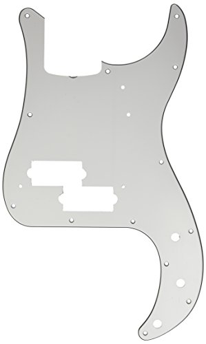Fender Vintage-Style Pickguard, 60's Precision Bass, 13-Hole - White