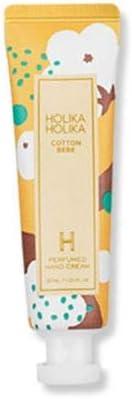 [Holika Holika] Perfumed Hand Cream 30ml #04 Cotton Bebe