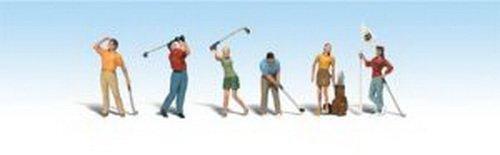 Woodland Scenics HO Golfers WOOA1907