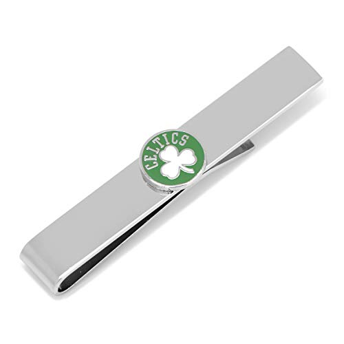 NBA Vintage Boston Celtics Tie Bar, Officially Licensed