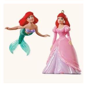 31x75BDGcTL._SS300_ 100+ Mermaid Christmas Ornaments