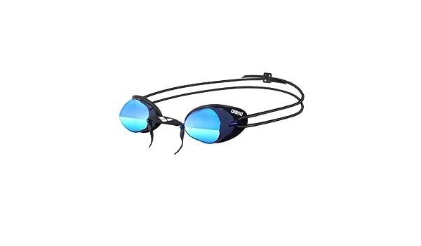 Espejo de arena Swedix - Gafas de natación, color azul/de humo ...