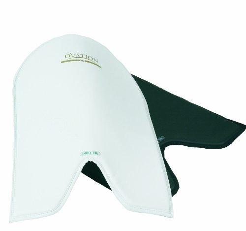 Ovation Comfort Gel Cutback Saddle Pad Black