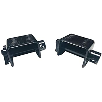 4 Bolt-On Tractor Trailer Winch Pair