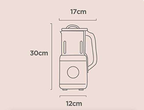 QFF Mur Disjoncteur Petit Mute Multifonctions Juicer Automatique Ménage 1-2 Personnes Fan Petite Machine Blanche Soymilk