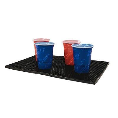 Radioactivebarman- Tappetino Poggia Bicchieri In Gomma Naturale 450 X 300 Mm-Attrezzature Barman