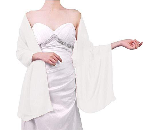Y Warme Suave Aire Sólido Moda Hijab Color Elegante Mujer Al Elfenbein Libre Sombrero Acogedor Bonete Para w8xqUFt