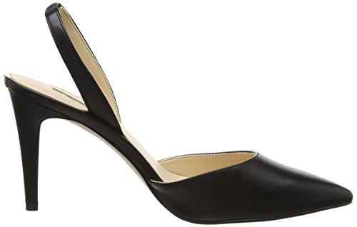 Guess Byron - Zapatos de vestir de Piel para mujer negro