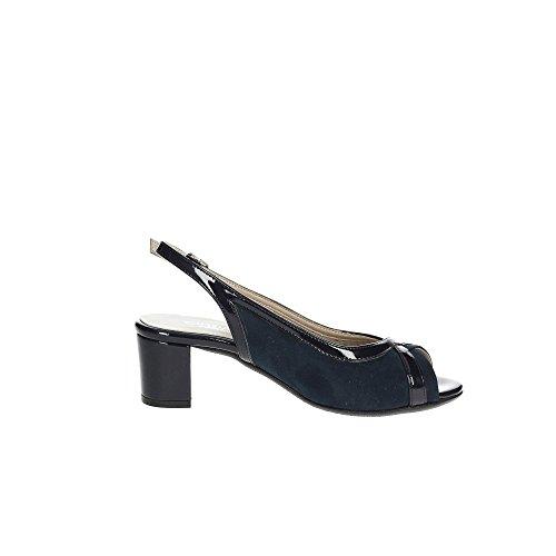 291800 Cinzia Soft Sandale Bleu Femme 5xxOwaZqr
