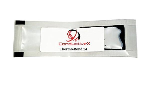 Térmica Aislante retardante de llama ul-94-v0 eléctricamente aislante epoxi de baja viscosidad adhesivo, thermo-bond 24, 2,5 mm bolsa (S): Amazon.es: ...