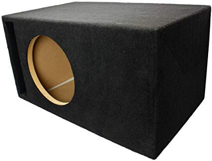 "LAB SlapBox 2.65 ft³ Ported/Vented MDF Sub Woofer Enclosure Box for Single Orion 12"" HCCA (HCCA12) Car Subwoofer 