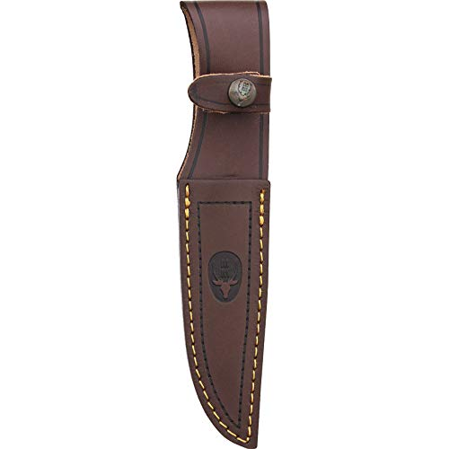 Muela GRED-12A Hunter Knife with Leather Sheath, 9
