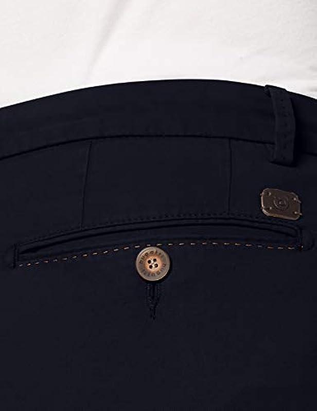 Bugatti Loose Fit dżinsy męskie: Odzież