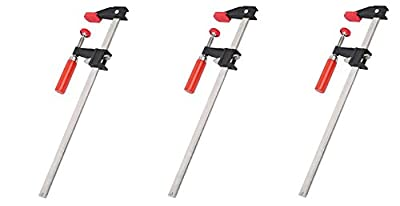 Bessey GSCC2.524 2.5-Inch x 24-Inch Economy Clutch Style Bar Clamp
