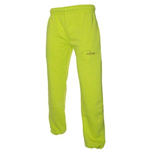 Plain Redrum Pantalon Jogging Vert De Neon Unisexe Grün Pant« Bcpcq7P