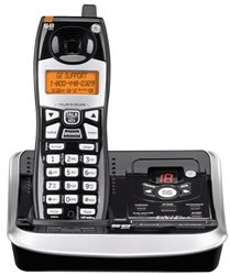 - GE 25952EE1 5.8 GHZ EDGE SERIES CORDLESS PHONE SYSTEM WITH ANSWERING SYSTEM (SINGLE HANDSET)