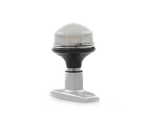 "Five Oceans All Round Marine LED Navigation Light, 4"" – BC-2874"