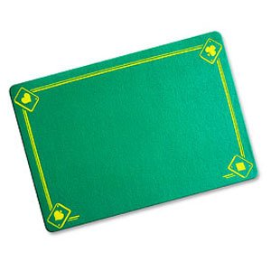 Tapete clásico impreso Verde