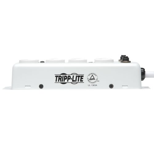 Tripp Lite Medical-Grade Power Strip, 4 15A Hospital-Grade Outlets, 15ft. Cord, UL 1363A (PS-415-HG-OEM) by Tripp Lite (Image #2)